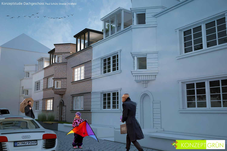 Umbauen Haus