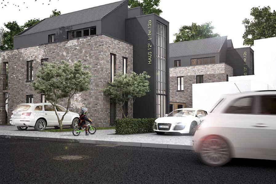 Neubau Haus Meerbusch